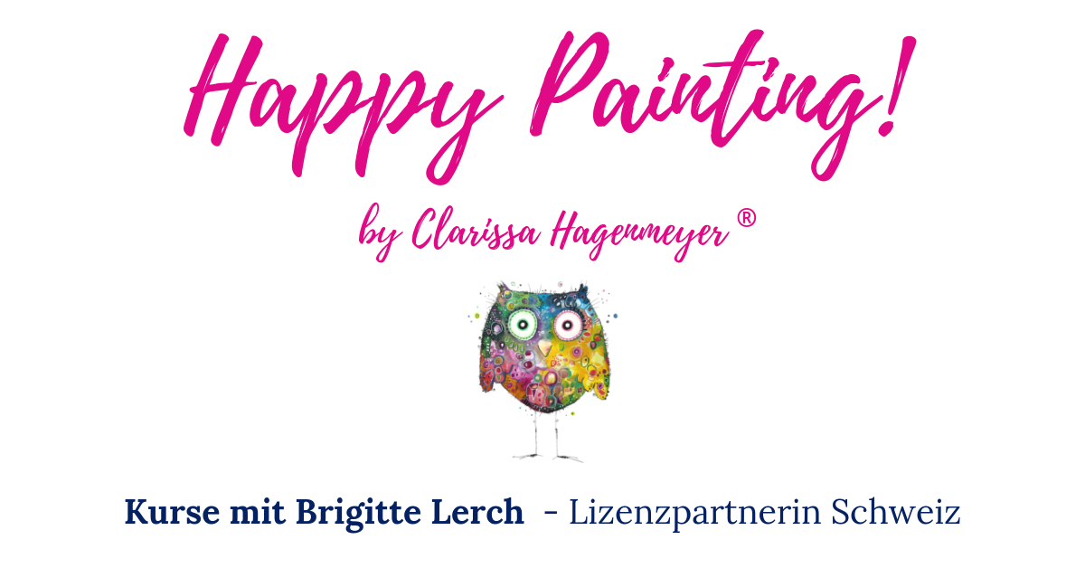 Happy Painting Banner